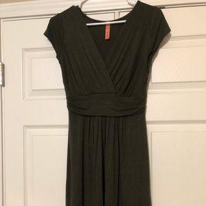 Dark green Gilli dress